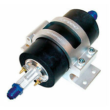 FSE Sytec Motorsport Hi Flow Fuel Filter Mounting Bracket 64mm Internal Blue