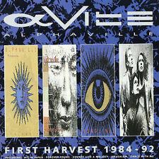 First Harvest: Best Of 1984-92 by Alphaville (German) (CD, Mar-1992, Wea)