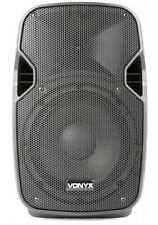 "CASSA ACUSTICA PASSIVA diffusori 200W WOOFER 21 CM (8"") IN ABS no amplificate"