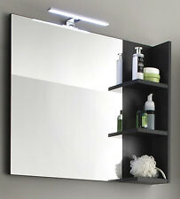 Moderne Badezimmer Spiegel In Grau Gunstig Kaufen Ebay
