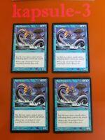 Tempest MTG Magic HP 4x Lobotomy