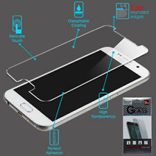 Tempered Glass Screen Protector Guard (2.5D) For Samsung Galaxy S6