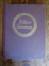 ANTIK Götterdämmerung Der Ring der Nibelungen Richard Wagner Klavierauszug