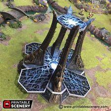 Alien Field Generator 28mm Tabletop Games Dwarven Forge D&D Terrain Warhammer