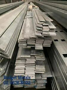 Hot Dip Steel Flat Bar 30mm x 3.5mm x 6000mm Long