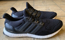 Adidas Ultraboost 1.0 Core Black Running Shoes S77417 Men Size 14