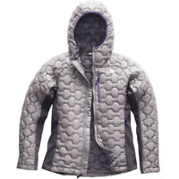 New With Tags Womens North Face Jacket Thermoball Impendor Hoody Coat Full Zip