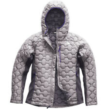 Novo com etiquetas Jaqueta Feminina North Face ThermoBall impendor Hoody Casaco Full Zip