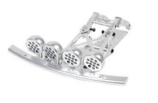 CNC Metal front bumper set for 1/5 hpi baja 5t 5sc rc car parts