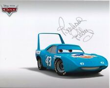 RICHARD PETTY signed autographed DISNEY CARS THE KING photo