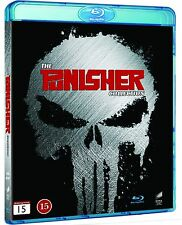 Punisher Collection 2-Disc Region Free Blu Ray