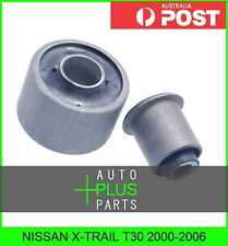 Fits NISSAN X-TRAIL T30 2000-2006 - Rubber Suspension Bush Front Arm Kit (Hydro)