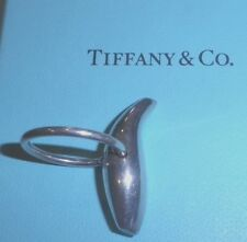 RARE Frank GEHRY Designed for Tiffany & Co Sterling Silver Fish Ring Size 6.5
