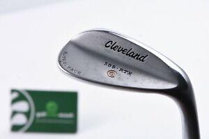 Cleveland 588 RTX Lob Wedge / 60 Degree / Wedge Flex Dynamic Gold / CLW5881304