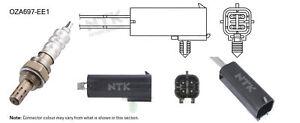 NGK NTK Oxygen Lambda Sensor OZA697-EE1 fits Jeep Cherokee 4.0 (XJ) 127kw, 4....