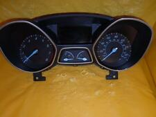 2013 2014 Ford Focus Speedometer Instrument Cluster Dash Panel Gauges 29,257