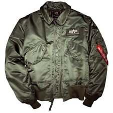 Alpha Industries Alpha CWU 45 Flight Jacket