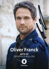 Oliver Franck   AKTE EX   (#2)