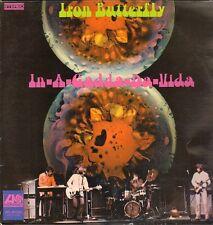 IRON BUTTERFLY In a Gadda da Vida LP Atlantic 1968-1973 Netherlands
