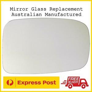 Suzuki Liana Aerio 2001 - 2007 Drivers Right Side Mirror Glass Replacement
