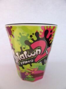 Splatoon2 Melamine Cup 270ml ice Coffee Nintendo Goods New Japan F/S