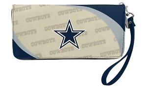 Dallas Cowboys Women's NFL Curve Zip Organizer
