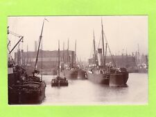 Humber Dock Hull RP pc unused W & S Hole Ref E136