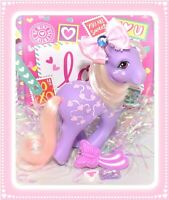 ❤️My Little Pony MLP G1 Vtg Twice as Fancy TAF Love Melody & Original Brush❤️
