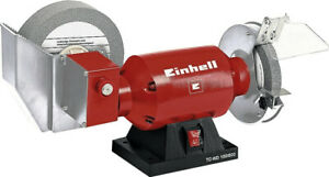 Einhell Tc-wd 150/200 Grinder Combination By Bench