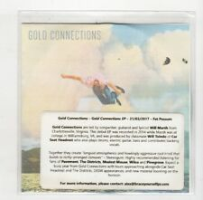 (IC327) Gold Connections, Gold Connections EP - 2017 DJ CD