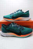 Nike Zoom Pegasus Turbo 2 Green Black CN6928-300 Running Shoes Multi Sizes