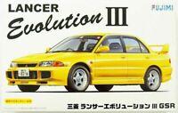 sale! Fujimi ID-34 Mitsubishi Lancer Evolution III GSR 1/24 scale kit