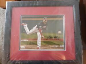 Corey Kluber - Cleveland Indians Framed Autographed Photo