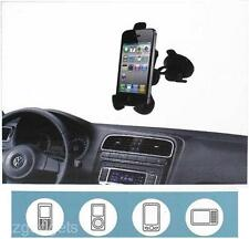 "New Car Windshield Cup Mount Holder Stand for iPhone 6/6S 4.7"" Galaxy S5 S6 HTC"
