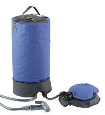 Douche de camping nomade 11 L avec pompe à pied - SEMPTEC