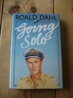 Going Solo by Roald Dahl (hardback, 1986) -first edition