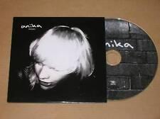 CD PROMO 9 TITRES / ANIKA (EX-PORTISHEAD) / TERRY / TBE