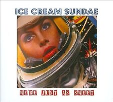 We're Just As Sweet by Ice Cream Sundae (Digipak CD,Rainfeather Music) Brand New