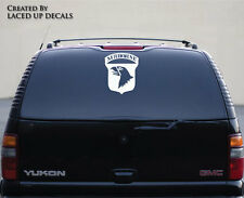 101st airborne screaming eagles vinyl decal sticker