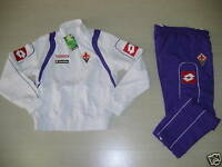 161b98c10d 0470 LOTTO FIORENTINA SIZE S PRESENTATION TRACKSUIT OFFIZIELL SURVETEMENT