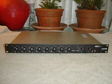 Biamp Auto One, Latter Version, 8 Channel Mixer, Rack
