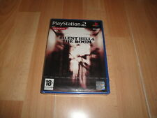 SILENT HILL 4 THE ROOM SURVIVAL HORROR DE KONAMI PARA SONY PS2 NUEVO PRECINTADO