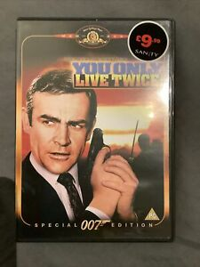 You Only Live Twice (DVD, 2003) Special Edition Like New