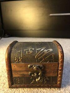 Chinese Handmade Wooden Box