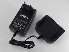 Caricabatteria NI-CD NI-MH Li-Ion per Würth 0700980420, 0700980425