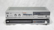 VINTAGE HITACH Ha-1 stereo integrato amplificatore & ft-1l sintonizzatore