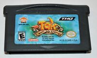 TAK: THE GREAT JUJU CHALLENGE NINTENDO GAMEBOY ADVANCE SP GBA