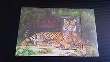 Malaisie 2013 MS1998 en voie de disparition Gros Chats neuf sans charnière