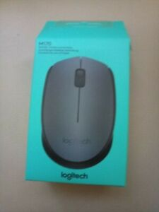 Logitech blackgray-1000dpi-wireless