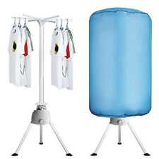 Asciugabiancheria elettrico stendino asciugone rapido riscaldato riscaldante